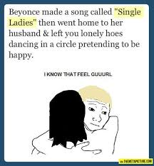 Single Ladies Meme - single ladies reality