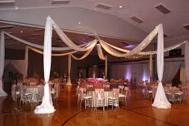 Wedding Ceiling Draping by Tent Ceiling Draping At Romantic Wedding Ceiling Draping And