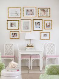 home inspiration pink gold rooms gallery wall game tables