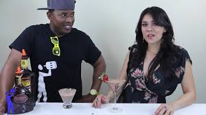 martini big chocolate chip cookie martini tipsy bartender coub gifs with