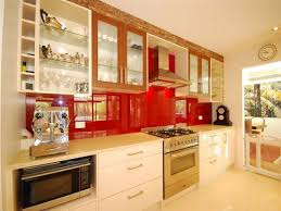 Design Line Kitchens Single Line Kitchen Design Using Tiles