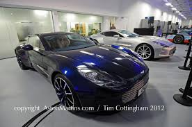 Aston Martin One 77 Interior One 77 Production Aston Martins Com