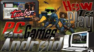 how to play pc games on android with dosbox turbo youtube