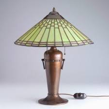 Copper Table Lamp Roycroft Copper Table Lamp Foter
