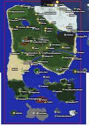 Dayz Map World Map Infected Rpg Dayz Minecraft Server Wikia Fandom