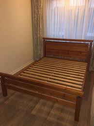 King Size Pine Bed Frame King Size Wood Bed Frame Ez Living Furniture Thumb13673 King Size