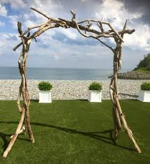 wedding arches singapore driftwood wedding arch arbor wedding ceremony arbor