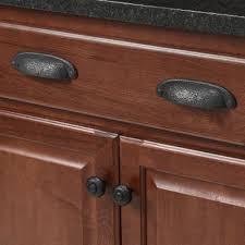 kitchen cabinet hardware black 3 inch 3 in black drawer pulls cabinet hardware the home depot