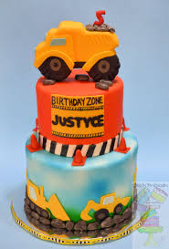 construction cake toppers construction theme birthday cake cakecentral