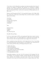 ideas of how to write a cover letter for part time student job on