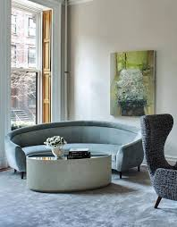 round sofa with decorative ideas for home interior furniture