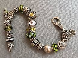 silver bracelet beads charms images 12 best vintage charms trollbeads charms images jpg