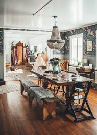 Bohemian Kitchen Design