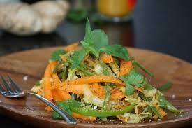 cuisine cr駮le facile cuisine créole l achard de légumes avec hervé cuisine et