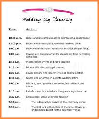 wedding agenda templates 9 free event program templates bussines 2017
