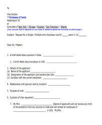 business visa invitation letter sle 28 images 11 invitation