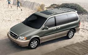 2005 kia sedona information and photos zombiedrive