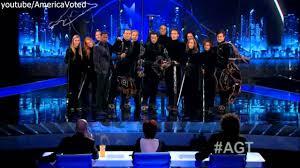 lightwire theater america s got talent semi finals 2012 agt