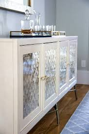 modern glass buffet cabinet inside sideboards outstanding buffet cabinets with glass doors