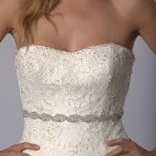 wedding dresses belts megan wedding dress belt by sash co notonthehighstreet com