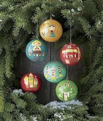 suzy ultman s ornaments for crate barrel lilla rogers