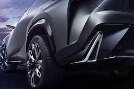 lexus crossover turbo turbocharged lexus lf nx emerges at 2013 tokyo motor show the