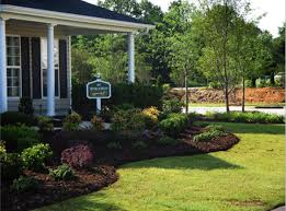 Front House Landscaping by Ranch House Landscaping Ideas