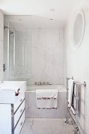 marble bathroom ideas small bathroom carrara marble bathroom ideas houseandgardencouk