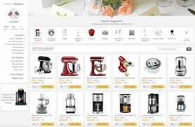 weddings registry we review the new wedding registry