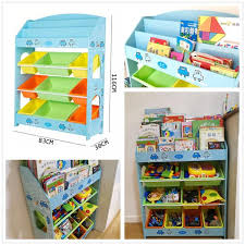 Toy Bookcase Kids Wooden Toy And Book Storage She End 7 11 2018 3 15 Pm