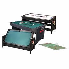 3 in 1 air hockey table fat cat pockey 3n1 combination air hockey pool table