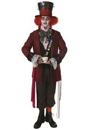 Mad Hatter Halloween Costumes Girls Rental Costumes Costumes Rent Halloweencostumes