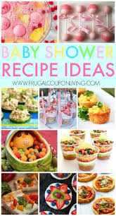 tips for throwing a baby shower baby shower recipes baby shower