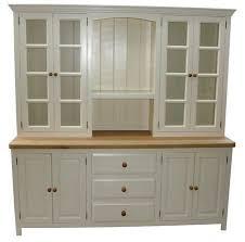 freestanding kitchen furniture freestanding kitchen dressers larder units hutch