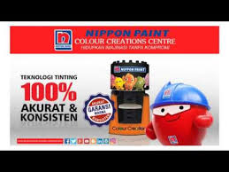 nippon paint colour creations centre youtube