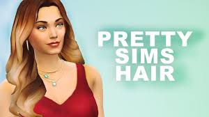 sims 4 hair cc the sims 4 hair i use cc hot clip new video funny keclips com