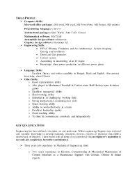 computer skills on resume exle resume technical skills microsoft office resume ixiplay free