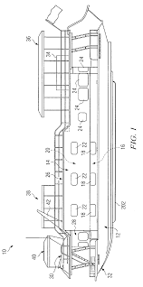 patent us6957990 electric houseboat google patents