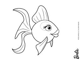 beautiful colored fish coloring pages hellokids