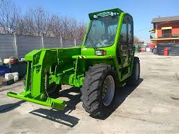 Obat Car Q used merlo p 40 7 telehandlers for agriculture year 2008 for sale