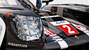 porsche headlights wec debut for le mans package in spa