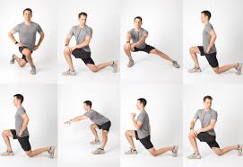 lunge how to do a perfect forward lunge greatist