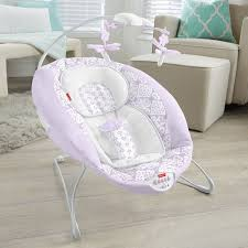 Newborn Baby Swing Chair Fisher Price Fairytale Newborn Deluxe Bouncer With Baby Mobile