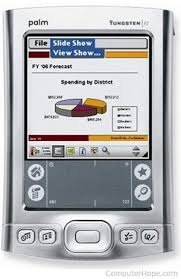where can i go for warranty and repair on the palmpilot