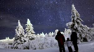 Way To Winter Winter Stargazing Tips Stay Warm And Cozy Sky Network