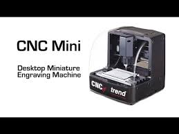 Small Desk Top Trend Cnc Mini Desktop Minature Engraving Machine Demonstration