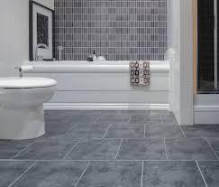 small bathroom with gray tiles attractive grey simple bathroom tile floor design