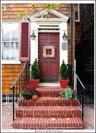 red front door door design red front door as surprising design for modern home