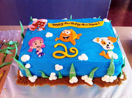 Bubble Guppies Birthday Decorations Bubble Guppies Birthday Cake Kit Bubble Guppies Birthday Cake Is