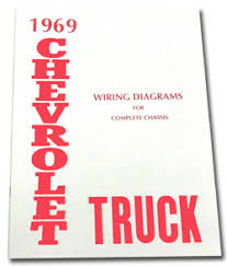 1969 chevy u0026 gmc truck wiring diagram chevy truck parts